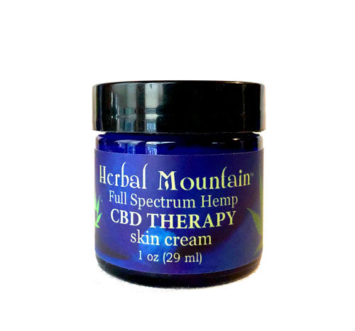 Herbal Mountain Pain Relief Cream